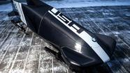 BMW's California design studio designs bobsled for U.S. national team