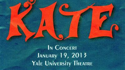 Yale's All-Star Kiss Me, Kate Concert... and Christopher Durang's Accident