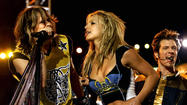 Super Bowl XXXV Halftime Show: Aerosmith, N'SYNC, Britney Spears, Mary J. Blige and Nelly