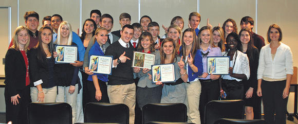 Boonsboro 'We the People' team