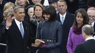 President Obama's second inauguration