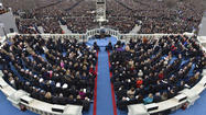 Inauguration 2013: Hundreds of thousands gather on National Mall