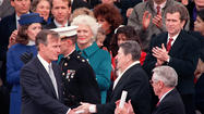 Memories of Inaugurations Past