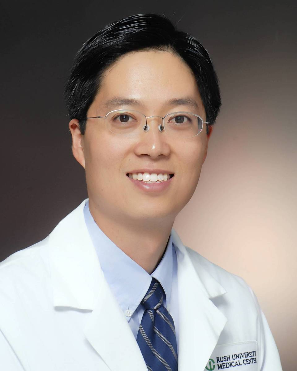 Dr. Michael Lin, an infectious disease physician at Rush University Medical Center, offers tips on how best to avoid the flu and what to do if you come down with it.