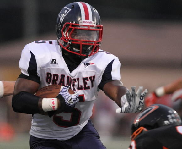 Deondre Fair, RB, transfer to Wekiva from Lake Brantley, photo