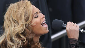 Beyonce and Kelly Clarkson at the inauguration: Hear them sing!