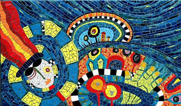 Harnessing Hundertwasser by Chris Zonta.