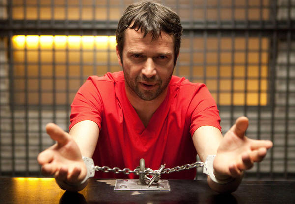 "<i>Premieres at 8 p.m. CT Jan. 21 on Fox</i> <br> Joe Carroll (James Purefoy, above) loves Edgar Allan Poe—and murdering people. From prison he's amassed and army of serial killers to do his bloody business. <br> Read <a href=""http://www.redeyechicago.com/entertainment/tv/redeye-the-following-tv-review-a-gripping-but-violent-thriller-20130120,0,6830708.story""> my review of ""The Following"" </a> and <a href=""http://www.redeyechicago.com/entertainment/tv/redeye-kevin-bacon-finds-his-high-stakes-tv-role-in-the-following-20130120,0,4185948.story""> an interview with Kevin Bacon</a>."