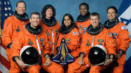 Space shuttle Columbia crew bios