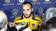 Landon Donovan to play with Galaxy again this year, coach says