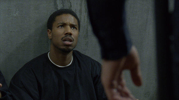 "Michael B. Jordan in ""Fruitvale."""