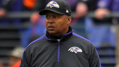 Jim Caldwell to stay on as Ravens' offensive coordinator