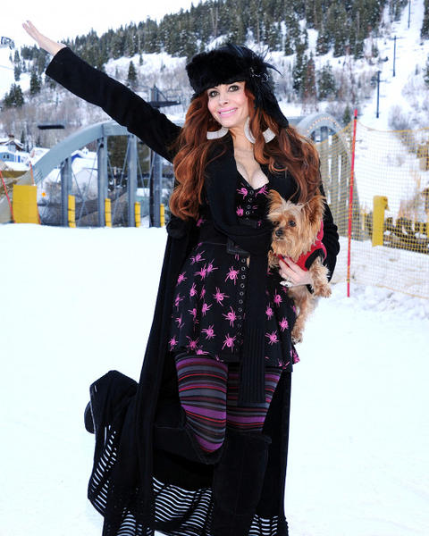 Sundance Film Festival 2013 celebrity sightings: Actress Phoebe Price attends Day 3 of Village At The Lift at Sundance 2013.