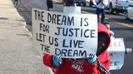 Photo Gallery: MLK Day march and service