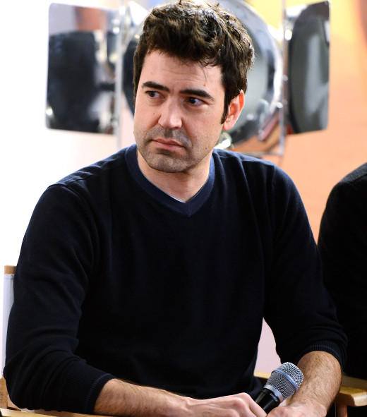 Sundance Film Festival 2013 celebrity sightings: Ron Livingston attends the Stella Artois press junket for Sundance Film Touchy Feely at Village at the Lift.