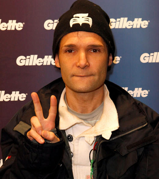 Sundance Film Festival 2013 celebrity sightings: Corey Feldman attends Gillette Ask Couples at Sundance to Kiss & Tell event at Sundance 2013.