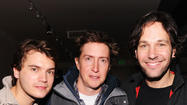 Emile Hirsch, David Gordon Green, Paul Rudd