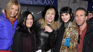 Mariel Hemingway, Barbara Kopple, Courtney Love, Langley Hemingway, Scott Lipps