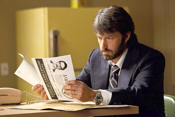 "Ben Affleck as Tony Mendez in ""Argo."" Featured Editor Michael Miller has picked this film to win Best Picture."
