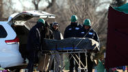Lottery winner's body reburied. Tribune photo
