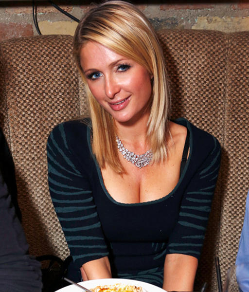 Sundance Film Festival 2013 celebrity sightings: Paris Hilton attends Night 3 of ChefDance at Sundance 2013.