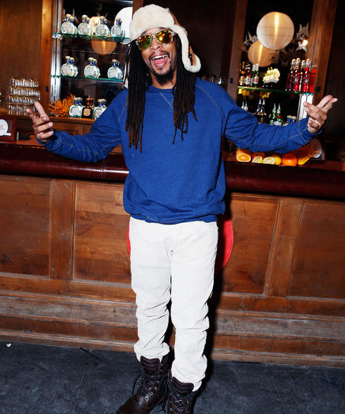 Sundance Film Festival 2013 celebrity sightings: Rapper Lil John attends Night 3 of ChefDance at Sundance 2013.