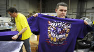 Ravens Super Bowl T-Shirts [Pictures]
