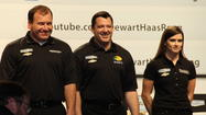 PHOTOS: Stewart-Haas Race Team 2013