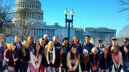 Photos: KS students attend inauguration