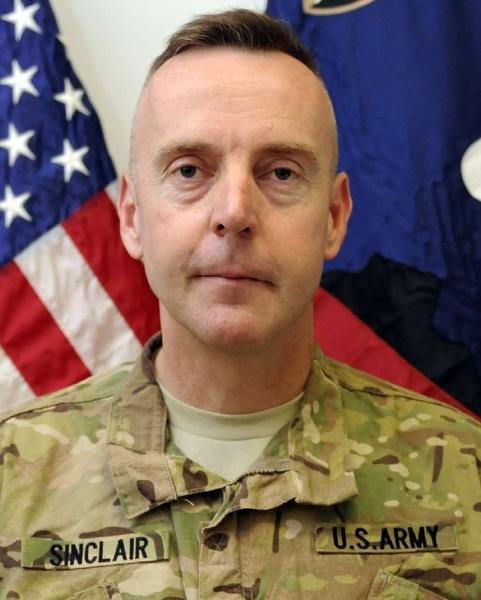 U.S. Army shows Brig. Gen. Jeffrey A. Sinclair, who served five combat tours in Iraq and Afghanistan, has been charged with forcible sodomy, multiple counts of adultery and having inappropriate relationships with several female subordinates.