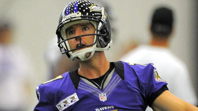 BEHIND ENEMY LINES Former Ravens kicker Billy Cundiff ineligibl…