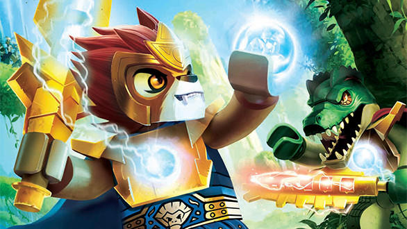 "A new ""Legends of Chima"" 4-D movie based on the Lego toys is set to debut at Legoland California."