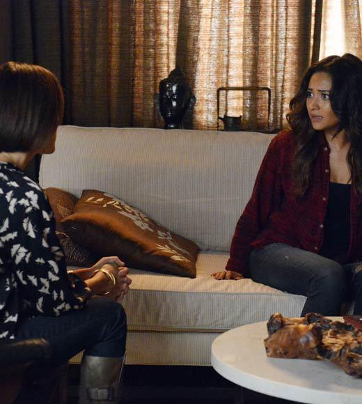 'Pretty Little Liars' Season 3B pictures: Episode 18, titled Dead to Me, airing Tuesday, Feb. 5.