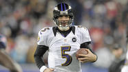 Obvious key to Joe Flacco's success is consistency