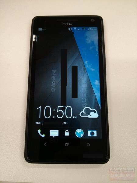 An alleged image of the M7, HTC's rumored next flagship phone.