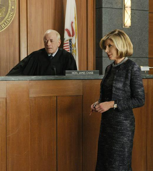 'The Good Wife' Season 4 photos: Episode 13, The Seven Day Rule.