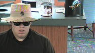 "Investigators believe a man arrested minutes after an Elgin bank robbery last week is the ""Ray Bandit"" – responsible for at least 16 other crimes in a spree spanning seven states, the FBI announced Monday."