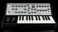 "If purchased directly <a href=""http://www.moogmusic.com/products/phattys/sub-phatty"">from the manufacturer</a>, the new Moog Sub Phatty will set you back $1,099. But synth nuts curious about the keyboard maker's new model can get a sense of its sound for free, thanks to a composition Moog commissioned from L.A. beat whiz Flying Lotus."