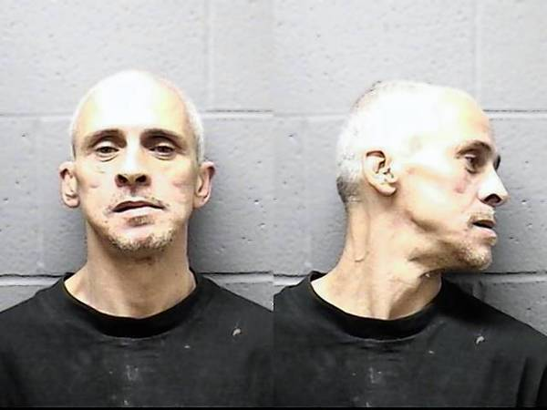 Charles McCammon is charged with burglary to a motor vehicle and possession of a stolen motor vehicle