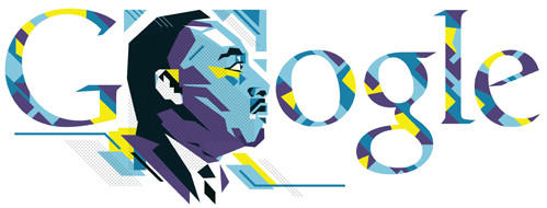 "On MLK Day, Google featured Martin Luther King Jr., leader of the civil rights movement. The Los Angeles Times, in its remembrance of the clergyman and activist, listed a dozen essential books  for finding out more about the man who believed in battling racial equality through nonviolent means. <a href=""http://www.latimes.com/features/books/jacketcopy/la-et-jc-dr-martin-luther-king-jr-essential-reads-20130121,0,5719058.story"">See the list here.</a>"