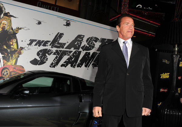 "Arnold Schwarzenegger's ""The Last Stand"" may have been the aging action star's worst flop ever."