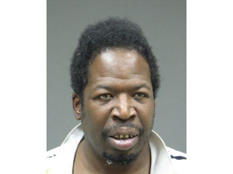 Booking photo of Creed V. McGee