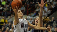 No. 3 UConn Women Break It Open In Second Half, Rout No. 4 Duke