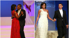Michelle Obama's inaugural ball gown: It's Jason Wu times two