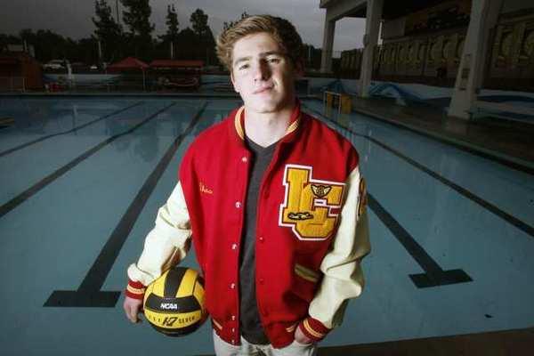 Chase Borisoff of La Canada High School