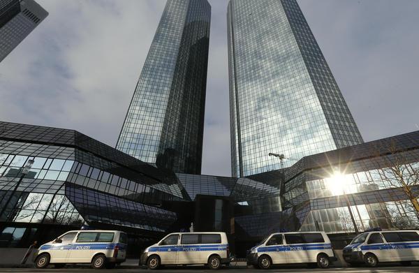 Deutsche Bank est sur le point de perdre son statut d'« intouchable » 600