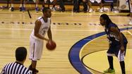 A guard from down south is shooting up the all-time scoring list at Trinity Bible College.
