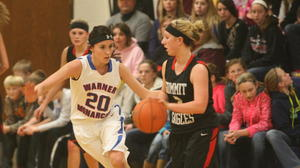 High school girls' basketball: Summit defeats Warner