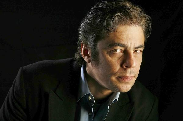 Franco cometh, along with Benicio Del Toro (pictured) and Michael Shannon, in this film based on a true story of a hitman who leads a double life as a family man.