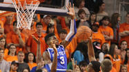 LEXINGTON — The numbers just keep adding up for Kentucky freshman Nerlens Noel.